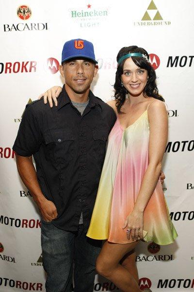 Katy Perry - MOTOROKR LOUNGE