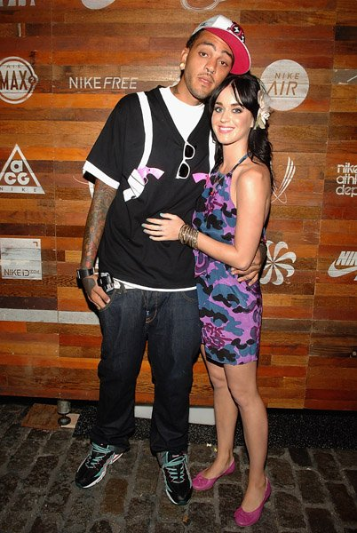 Katy Perry - NIKE SPORTSWEAR AT 21 MERCER - BLOCK PARTY OPENING