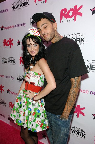 Katy Perry - AT THE OPENING OF 'ROK LAS VEGAS AT NEW YORK'