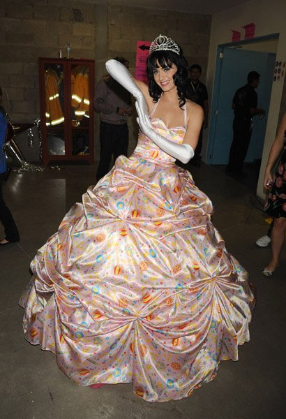 Katy Perry - 7TH ANNUAL LOS PREMIOS MTV LATIN AMERICA 2008