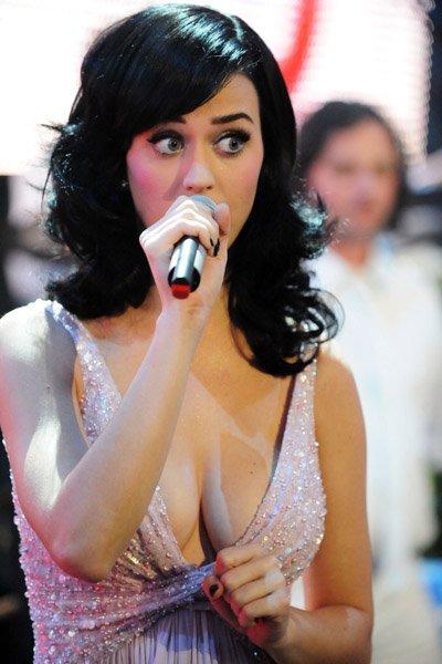 Katy Perry - MTV EUROPE MUSIC AWARDS