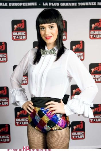 Katy Perry - NRJ MUSIC TOUR IN STRASBOURG, FRANCE