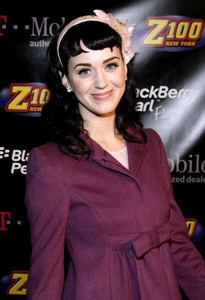 Katy Perry - Z100 & BLACKBERRY ALL ACCESS LOUNGE