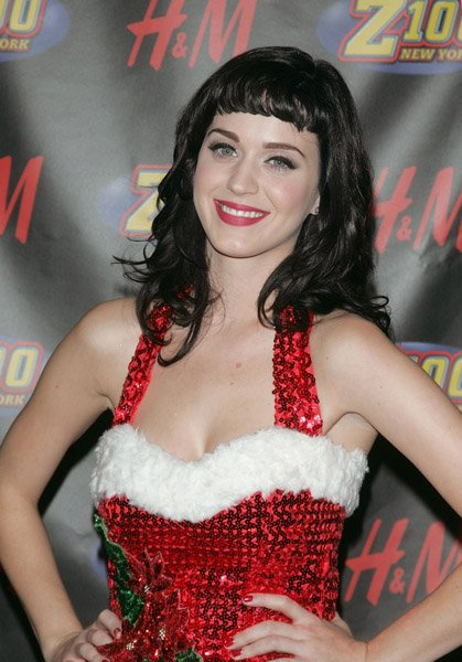 Katy Perry - Z100'S JINGLE BALL 2008 PRESENTED BY H&M