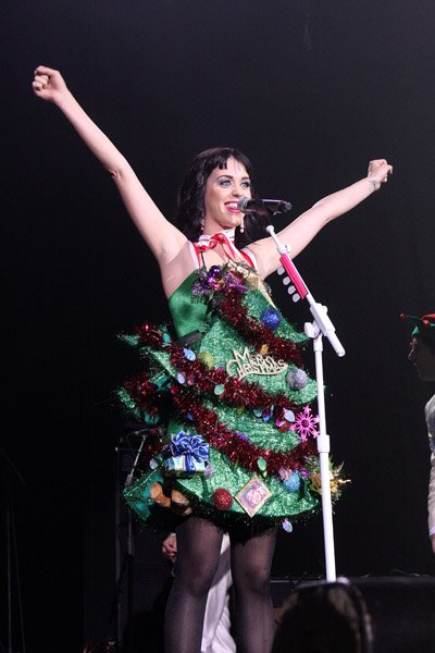 Katy Perry - Y 100 JINGLE BALL