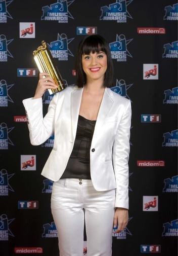 Katy Perry - NRJ MUSIC AWARDS 2009