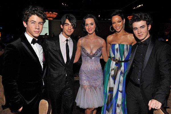 Katy Perry - CLIVE DAVIS PRE-GRAMMY PARTY