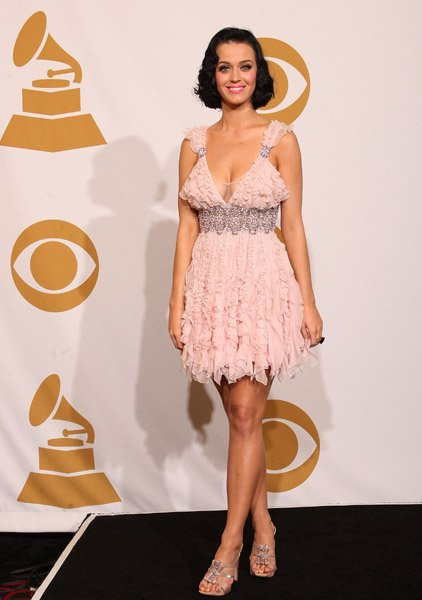 Katy Perry - 51ST ANNUAL GRAMMY AWARDS