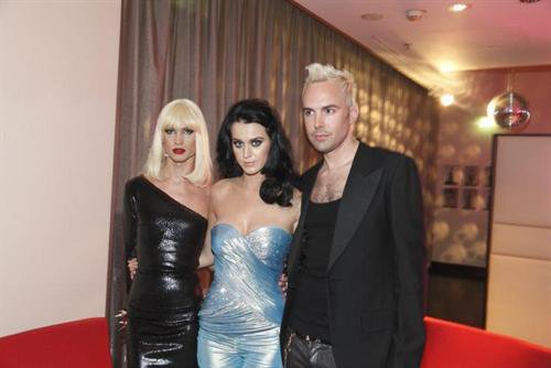 Katy Perry - THE LIFE BALL WELCOME COCKTAIL PARTY IN VIENNA, AUSTRIA