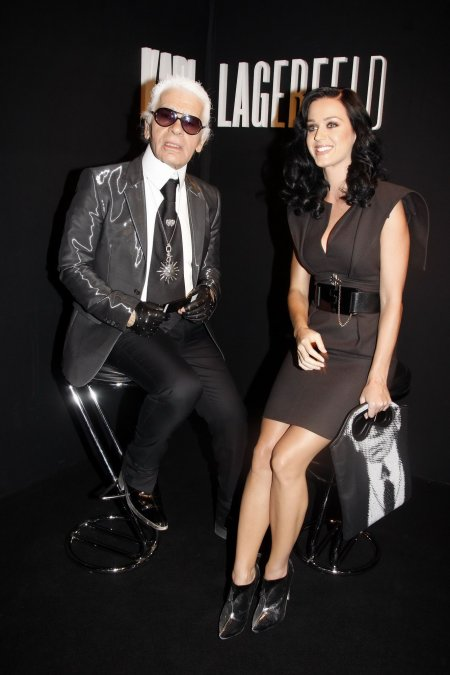 Katy Perry - THE KARL LAGERFELD PRET A PORTER SHOW