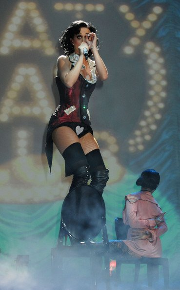 Katy Perry - MTV EUROPE MUSIC AWARDS 2009