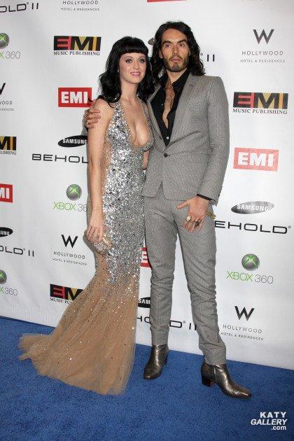 Katy Perry - EMI GRAMMY PARTY