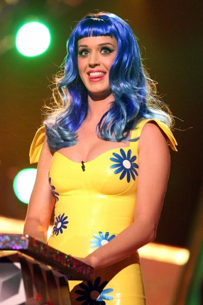Katy Perry - NICKELODEON'S 23RD ANNUAL KIDS CHOICE AWARDS IN LA
