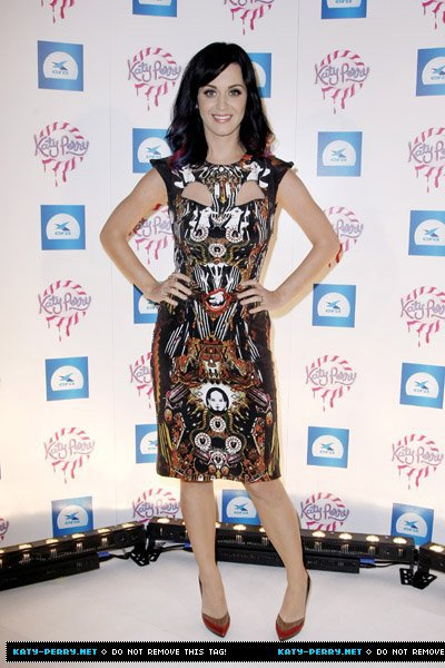 Katy Perry - ERA PRESENTS KATY PERRY EVENT AT STODOLA