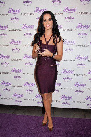 Katy Perry - PURR LAUNCH AT BOWERY HOTEL IN NEW YORK