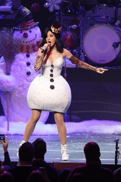 Katy Perry - KIIS FM JINGLE BALL AT THE NOKIA THEATRE