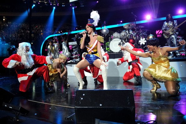 Katy Perry - JINGLE BALL 2010 PRESENTED BY HM IN NYC