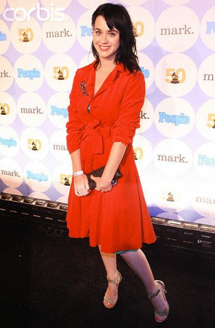 Katy Perry - GRAMMY AWARDS ANNOUNCENMENTS KICK-OFF PARTY
