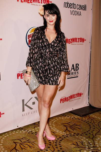 Katy Perry - AT CELEBRATION OF THE ANNIVERSARY OF PEREZ HILTON - ARRIVAL