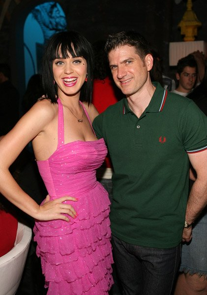 Katy Perry - DETAILS MAGAZINE & HENNESSY TOAST KATY & JAMES COVIELLO