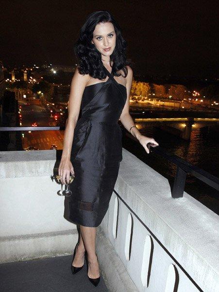Katy Perry - PARIS FASHION WEEK SPRING/SUMMER 2010 - JEAN-PAUL GAULTIER