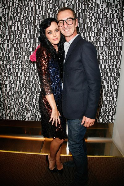 Katy Perry - BRUNO FRISONI 10TH ANNIVERSARY COCKTAIL PARTY