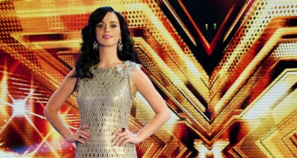 Katy Perry - X FACTOR AUDITION IN DUBLIN