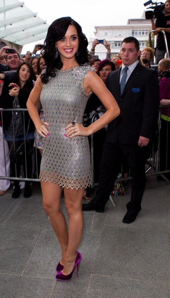 Katy Perry - X FACTOR AUDITION IN DUBLIN - ARRIVALS