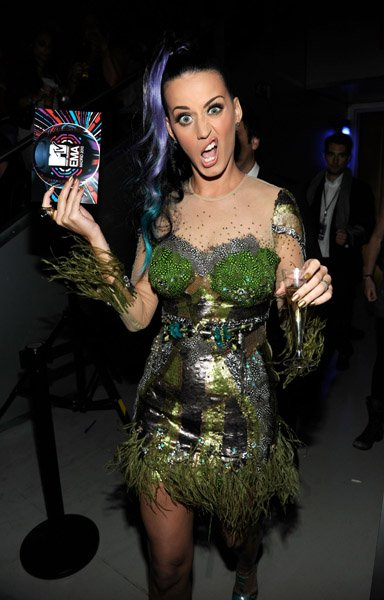 Katy Perry - MTV EUROPE AWARDS