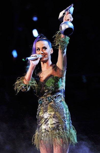Katy Perry - MTV EUROPE AWARDS