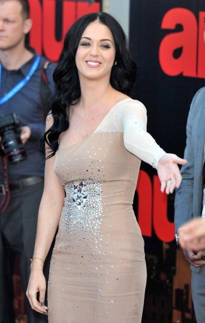 Katy Perry - ARTHUR UK PREMIERE IN LONDON