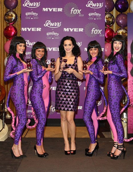 Katy Perry - LAUNCHING 'PURR' IN MELBOURNE, AUSTRALIA