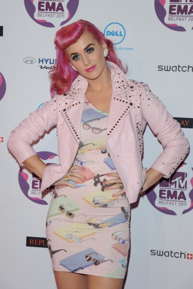 Katy Perry - MTV EUROPEAN MUSIC AWARDS