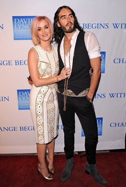 "Katy Perry - 3RD ANNUAL ""CHANGE BEGINS WITHIN"" BENEFIT"