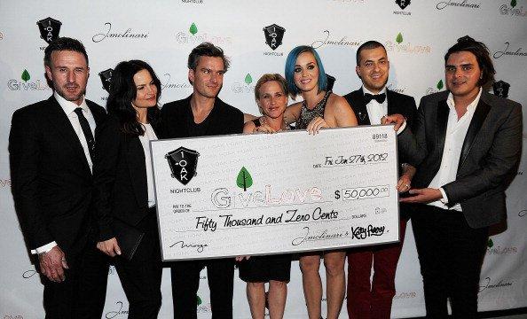 Katy Perry - OAK LAS VEGAS OPENING AT MIRAGE HOTEL & CASINO