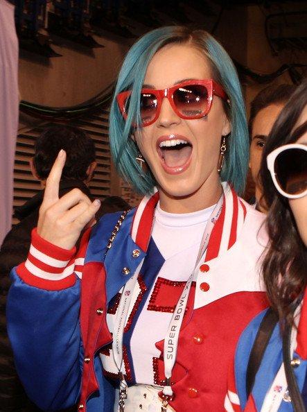 Katy Perry - SUPERBOWL XLVI