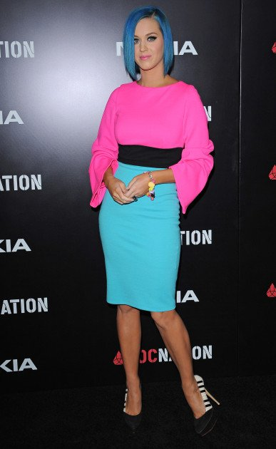 Katy Perry - ROC NATION PRE-GRAMMY BRUNCH IN WEST HOLLYWOOD
