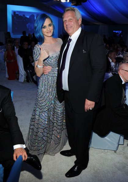 Katy Perry - ELTON JOHN AIDS FOUNDATION ACADEMY AWARDS IN BEVERLY HILL