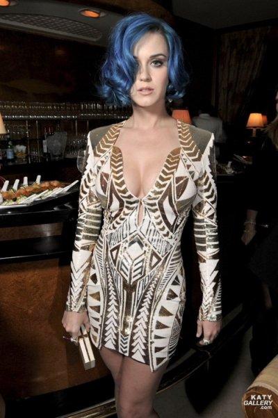Katy Perry - L'AFTER PARTY BALMAIN AU CARMEN IN PARIS