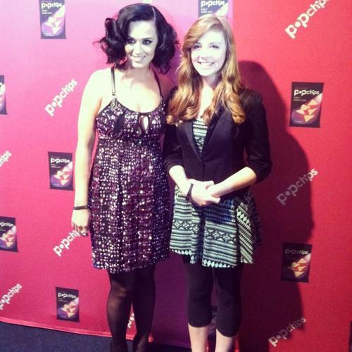 Katy Perry - POPCHIPS KATY'S KETTLE CORN EVENT