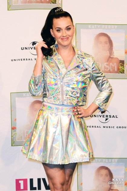 """Katy Perry - PROMOTING HER NEW ALBUM """"PRISM"""" AT 1LIVE IN COLOGNE, GERMANY"""