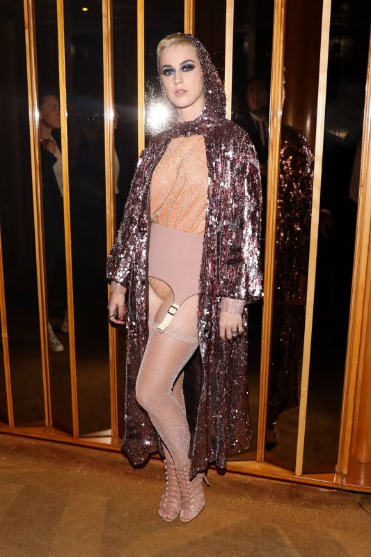 Katy Perry - THE MET GALA AFTER PARTY