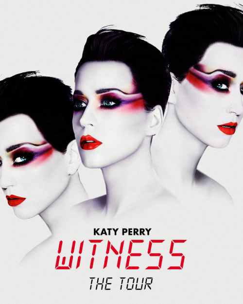 "Katy Perry - ""Witness The Tour"" 2017-2018"