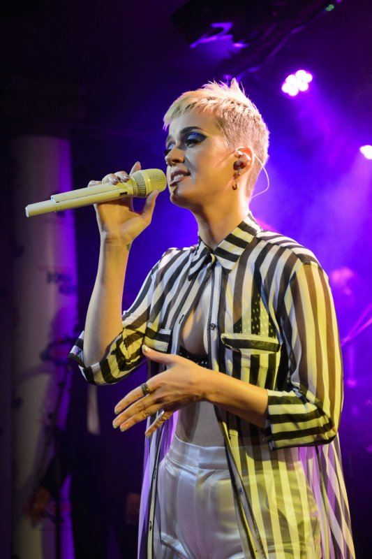 Katy Perry - 'Capital Breakfast with Roman Kemp' Launch Party