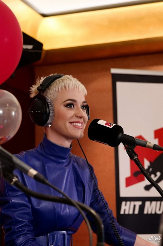 Katy Perry - AT C'CAUET, NRJ IN PARIS, FRANCE