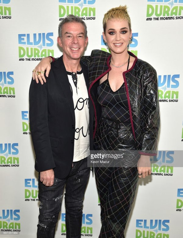 Katy Perry - Elvis Duran and the Morning Show