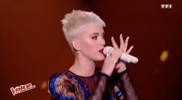 Katy Perry - THE VOICE FRANCE