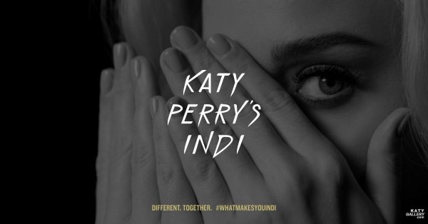 Katy Perry - New Parfum INDI
