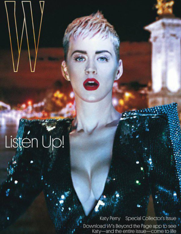 Katy Perry - W Magazine