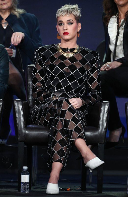Katy Perry - Winter TCA Tour - 14/01/2018